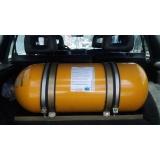 cilindro gnv para carro de passeio Indaiatuba